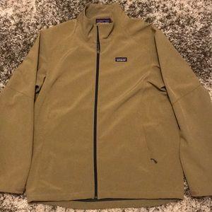 Men's Patagonia Adze Jacket- Tan- XL